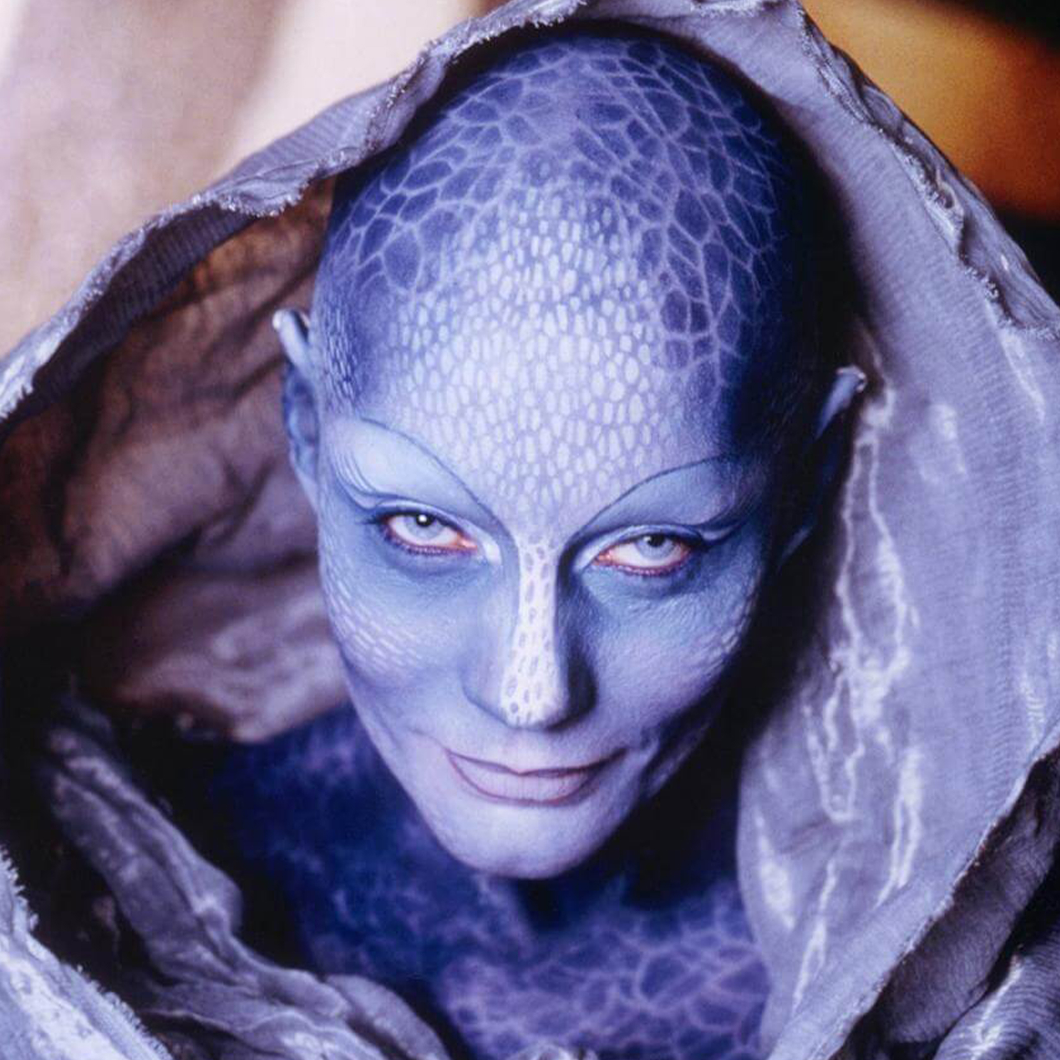 Pa'u Zotoh Zhaan, from the Farscape series.